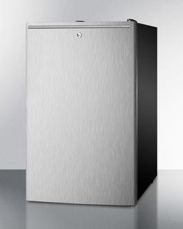 FS408BL7SSHHADA Freezer Angle