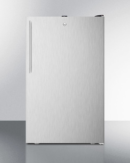FS408BL7SSHVADA Freezer Front