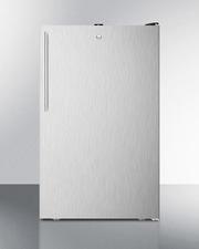 FS408BLBI7SSHVADA Freezer Front