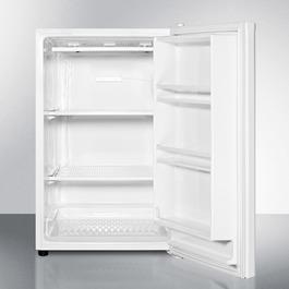 FS603 Freezer Open
