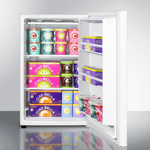 FS603 Freezer Full
