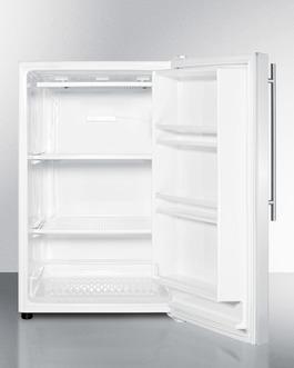 FS603SSVH Freezer Open