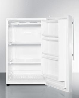 FS603SSVHFROST Freezer Open