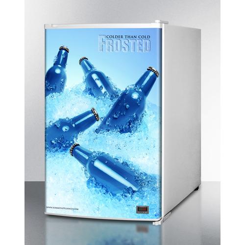FS603FROST Freezer Angle