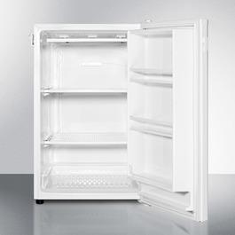 FS603L Freezer Open