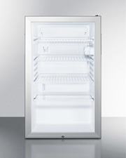 SCR450L7 Refrigerator Front
