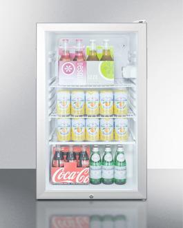 SCR450L7 Refrigerator Full