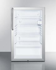 SCR450L7CSSADA Refrigerator Front