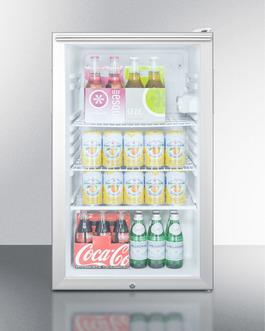 SCR450L7HH Refrigerator Full