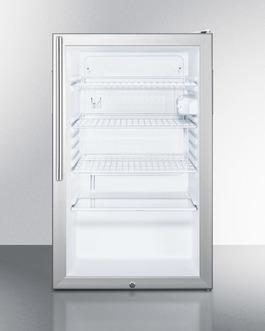 SCR450L7HVADA Refrigerator Front