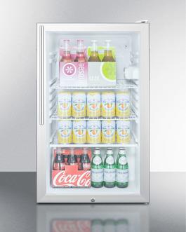 SCR450L7HV Refrigerator Full