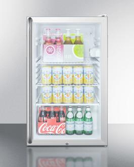 SCR450L7SH Refrigerator Full