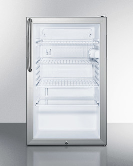 SCR450L7TBADA Refrigerator Front