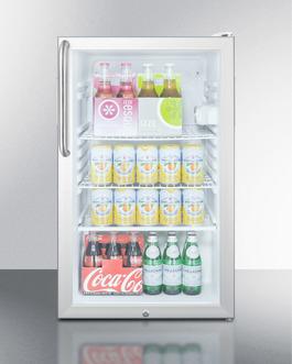 SCR450L7TBADA Refrigerator Full