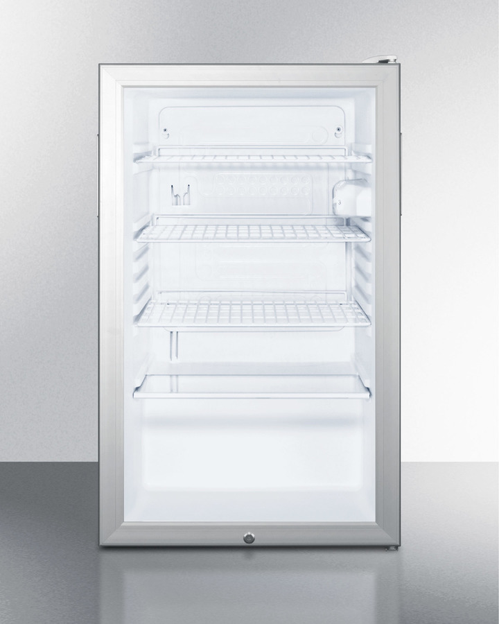 Scr450lbi7ada Accucold Medical Refrigerators By Summit Appliance