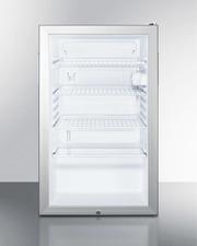 SCR450LBI7ADA Refrigerator Front