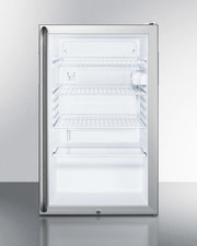SCR450LBI7SH Refrigerator Front