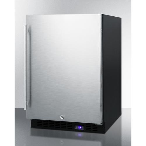 SCFF53BSSIM Freezer Angle