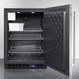 SCFF53BSSIM Freezer Open