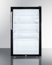 SCR500BL7CSS Refrigerator Front