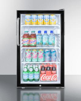 SCR500BL7CSS Refrigerator Full