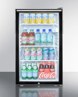 SCR500BLBI7HH Refrigerator Full