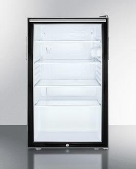 SCR500BLBI7HHADA Refrigerator Front