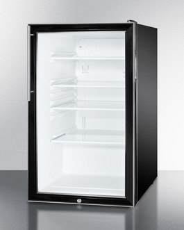 SCR500BL7HVADA Refrigerator Angle