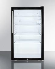SCR500BL7HVADA Refrigerator Front