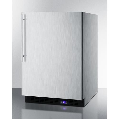 SCFF53BXCSSHVIM Freezer Angle