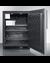 SCFF53BXCSSHVIM Freezer Open