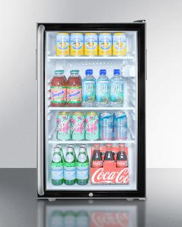 SCR500BL7SH Refrigerator Full