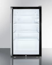 SCR500BL7SH Refrigerator Front