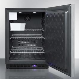 SCFF53BXSSHHIM Freezer Open