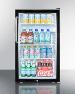 SCR500BLBI7TB Refrigerator Full