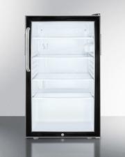 SCR500BLBI7TBADA Refrigerator Front