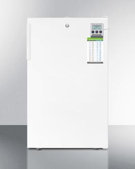 FS407LMED Freezer Front