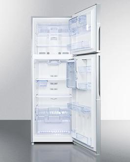 FF1525PL Refrigerator Freezer Open