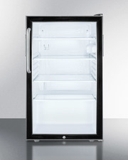 SCR500BL7TB Refrigerator Front