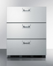 SP6DS7 Refrigerator Front