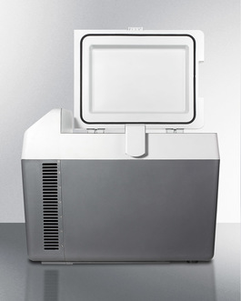 SPRF26 Refrigerator Freezer Open