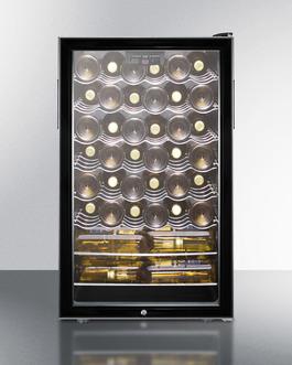 SWC525L7 Wine Cellar Full