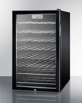 SWC525LBI Wine Cellar Angle
