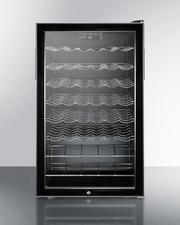 SWC525LBI7 Wine Cellar Front