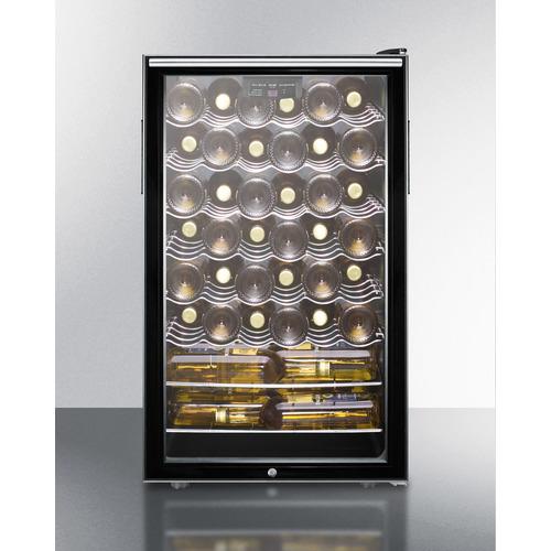SWC525LBIHHADA Wine Cellar Full
