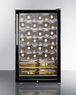 SWC525LBI7HV Wine Cellar Full