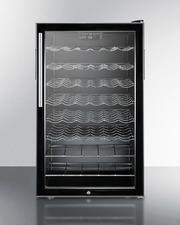 SWC525LBI7HV Wine Cellar Front