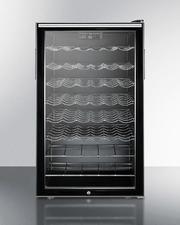 SWC525LHH Wine Cellar Front