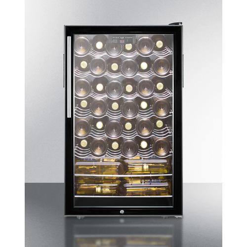 SWC525LHVADA Wine Cellar Full