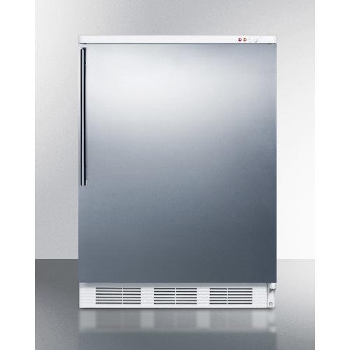 VT65M7SSHV Freezer Front